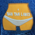 ban tan lines patch